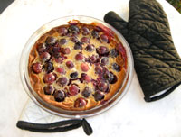 Classic-Style Cherry Clafoutis + Variations